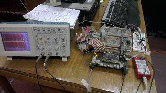 IMPLEMENTACIÓN DE ALGORITMOS EN FPGA