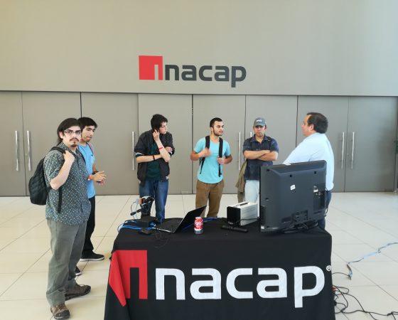 exitosa participación de ETT en la FIT de INACAP.