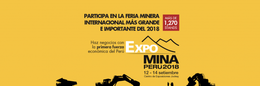 ETT participará en EXPOMINA Perú 2018