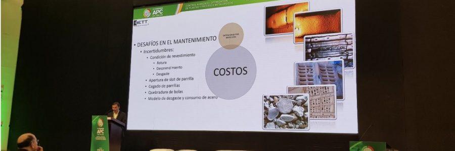Presentación del SAG scanner en la APC Perú 2019