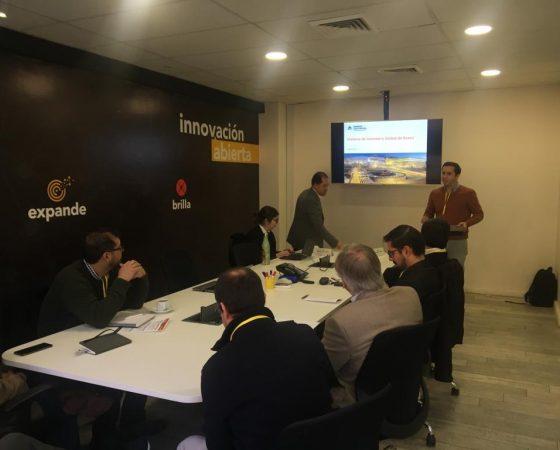 """ETT participa en Desafío """"Inventario de Global de Acero"""" de MEL-BHP"""