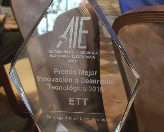 SAG Scanner, ganador del premio innovación AIE 2019
