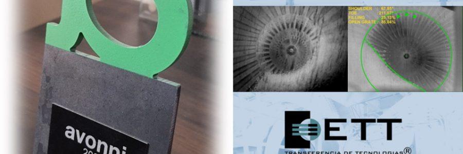 Avonni 2020, Premio Campomar para SAG Scanner y ETT