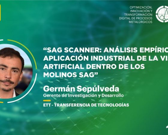 "Presentaremos ""SAG SCANNER» en congreso APC2021"